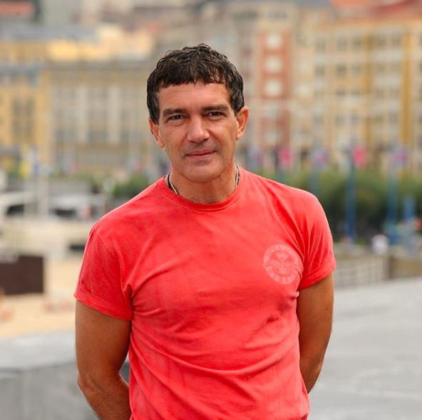 Antonio Banderas testé positif au Covid