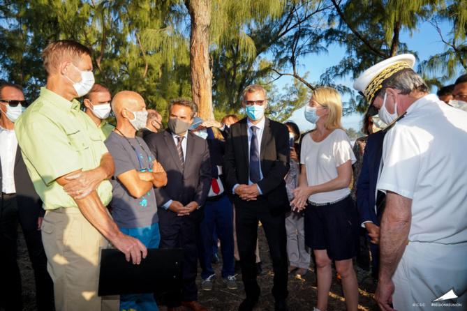 Le Président Didier Robert organise le 3ème Sommet pour la Biodiversité et le Climat à La Réunion à la fin de l'année
