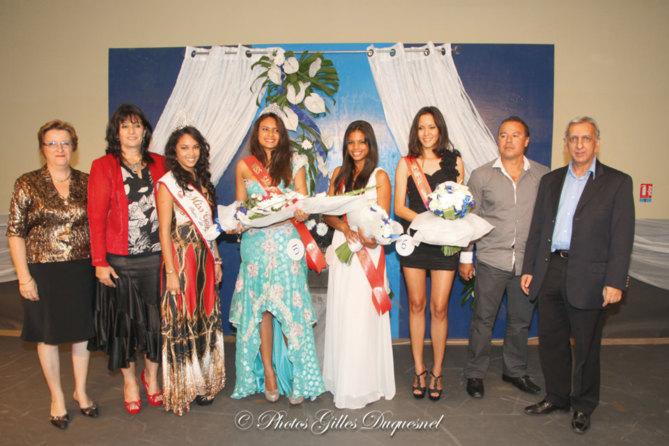 Miss Sainte-Marie 2012, Maëva Mardé couronnée