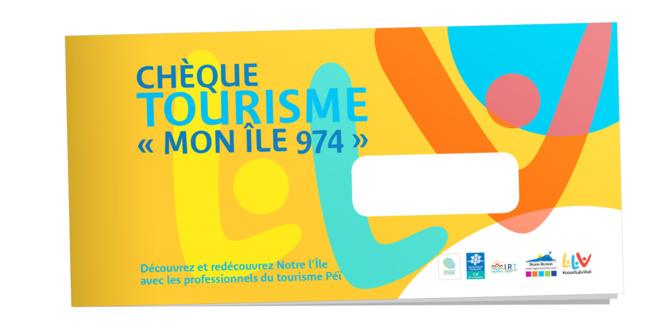 """Professionnels du Tourisme, devenez partenaire du Chèque tourisme """"Mon île 974"""""""