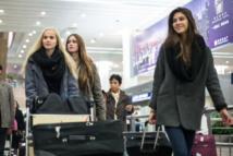 Aude Bisserbe, la gagnante Elite Model Look Réunion 2012 est à Shanghai