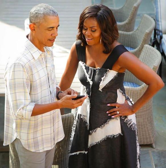 Michelle et Barack Obama, personnalités les plus admirées au monde