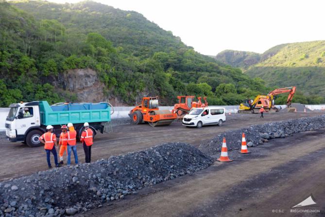 Accord trouvé entre les transporteurs et le Groupement concernant la poursuite des travaux de la NRL
