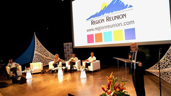 La Région Réunion