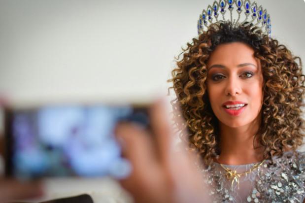 La première journée de Miss Réunion 2020, Lina Boyer