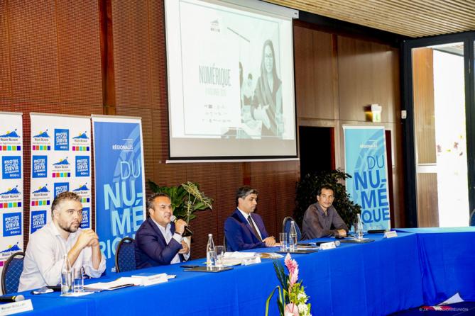 La Région Réunion et les acteurs du Numérique ensemble pour structurer la filière