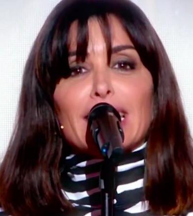 Jenifer interprète l'hymne américain : certains détestent...