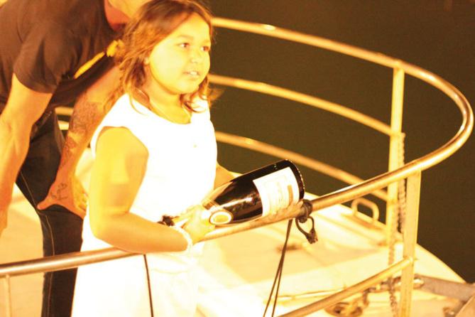 Baptême du LETOAD