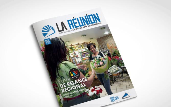Journal de la Région Réunion - N° 31 - novembre 2020