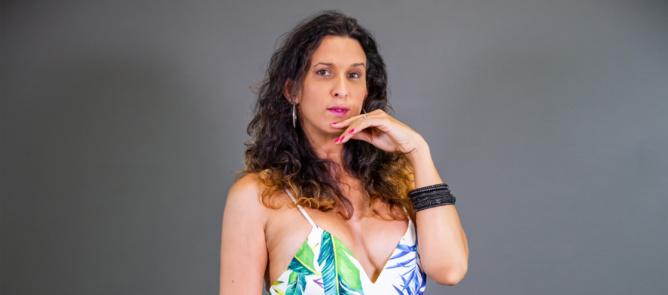 Léna L., née femme dans un corps d'homme.