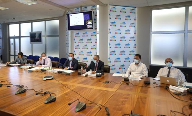 La Conférence Territoriale de l'Action Publique (CTAP)