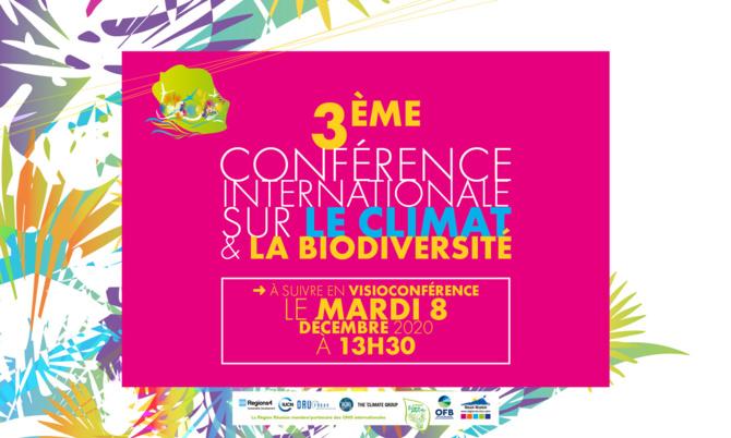 3ème Conférence Internationale sur le Climat & la Biodiversité