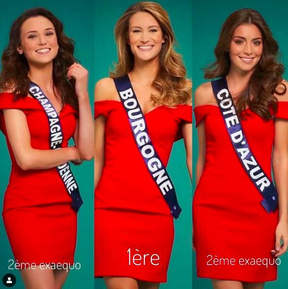 Capture Instagram Miss France