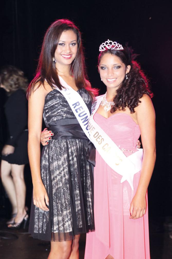 Miss Plaine Des Cafres 2013, Elodie Maurer couronnée