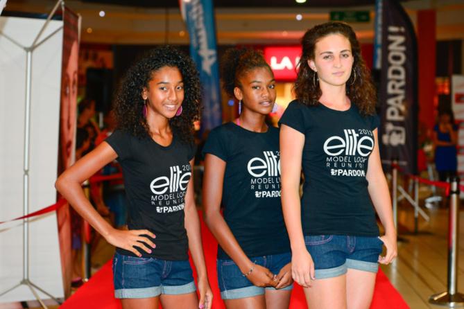 Casting Jumbo Le Port, Elite Model Look Réunion 2013