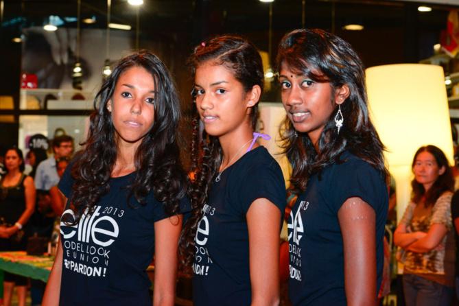 Ultime Casting Elite Model Look Réunion 2013, à Sainte-Marie