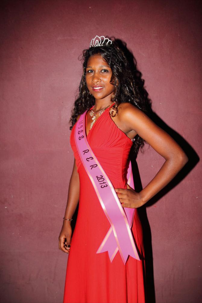 Miss Radio Est Réunion, Annecy Gaulen élue