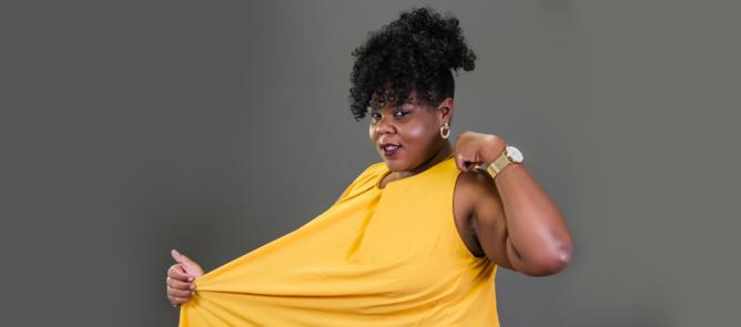 Cindy Imaho : un livre pour témoigner de son combat quotidien contre les kilos