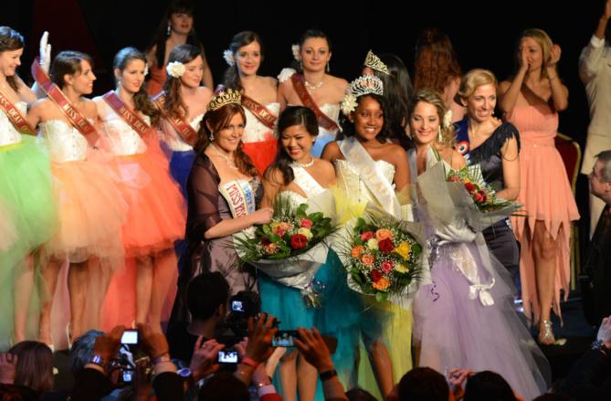 La Réunionnaise Nadine Sandanon élue Miss Deaf France 2013
