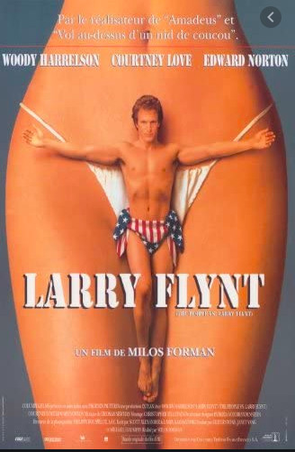 L'affiche du film de Milos Forman