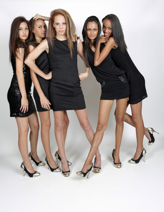 Les 10 finalistes, La petite robe noire