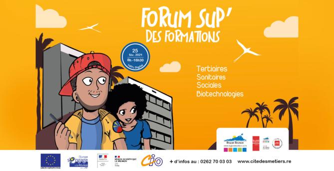 Le Forum Sup' des formations