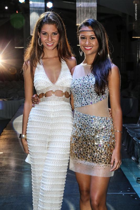 Raissa Cadarsi : Elite Model Look Réunion 2013
