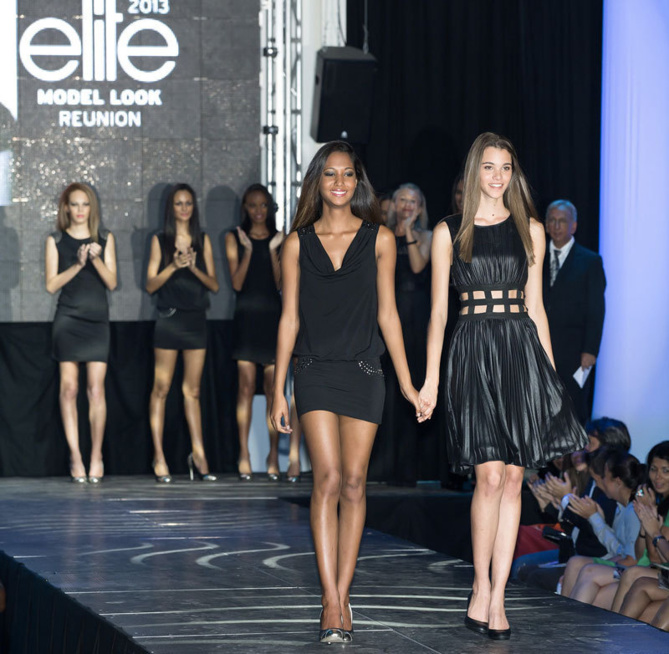 Résultats Elite Model Look Réunion 2013, plus de photos
