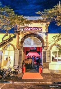 Inauguration du Restaurant Vapiano