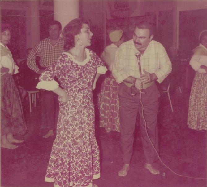 Bernadette Ladauge, chantre du folklore réunionnais