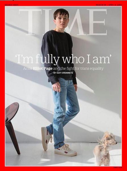 Elliot Page né dans un mauvais corps : la chirurgie qui a transformé sa vie