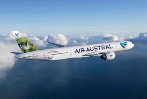 Vol Air Austral mouvementé : un passager ivre crache et veut se battre