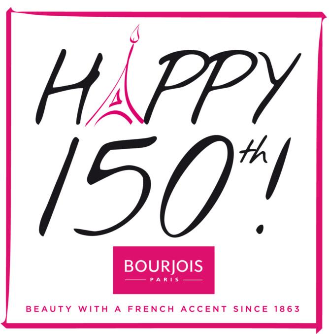 BOURJOIS, 150 ans et pas une ride