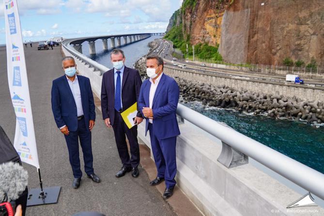 NRL : Livraison du Viaduc 5400