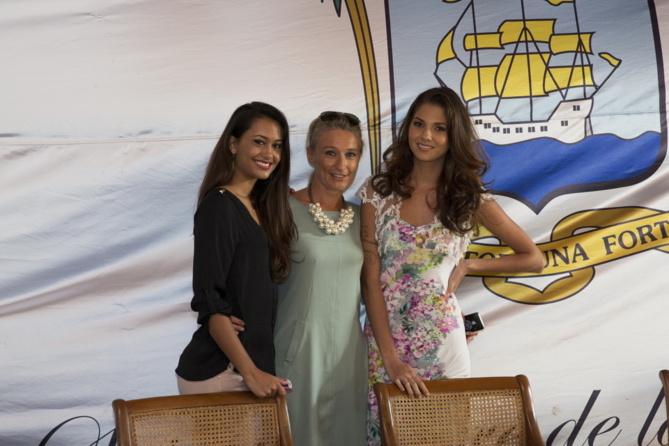 Miss Réunion 2013, les dernières photos du casting de Saint-Pierre