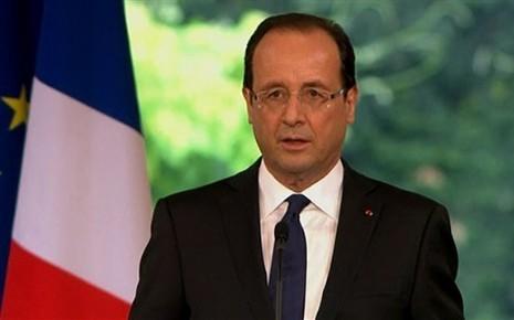 François Hollande, un an après...Le plus impopulaire des présidents