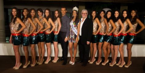 Miss Réunion 2013...Votez pour elles!