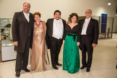 Il Bel Canto, une nuit à l'Opéra