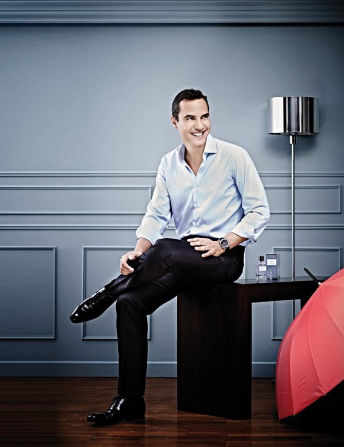 Yann Baré, l'esprit gentleman