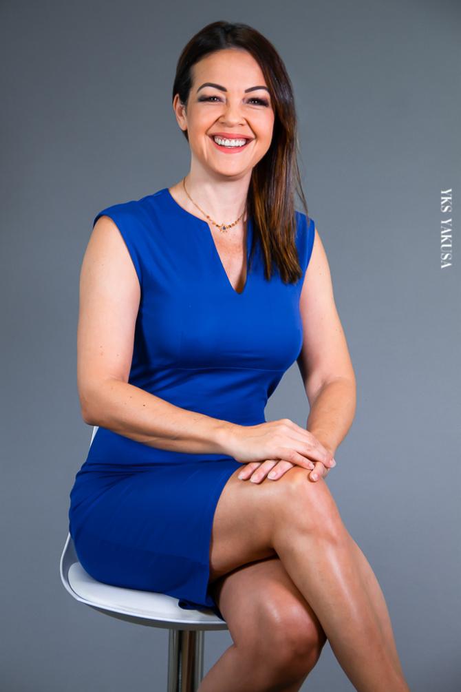 Emmanuelle Gonthier, la prof d'espagnol coach en amour de soi