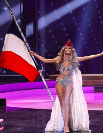 Miss France : son score très honorable à Miss Univers