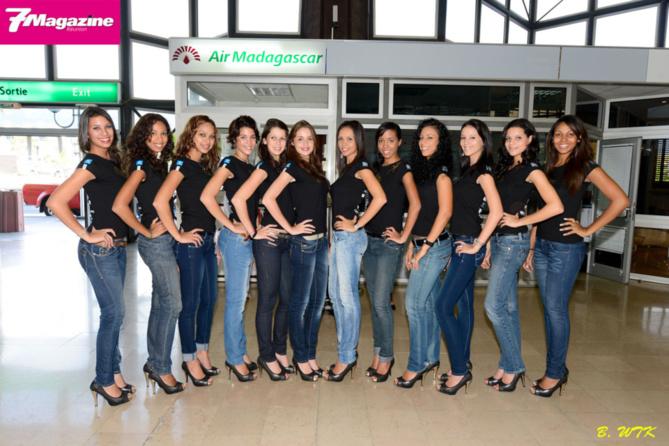 Miss Réunion 2013 : Les photos à Diego Suarez (Jour 1)