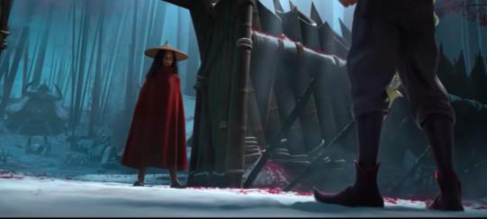 Raya, le nouveau Disney