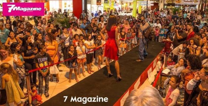 Les Miss ont défilé à Duparc