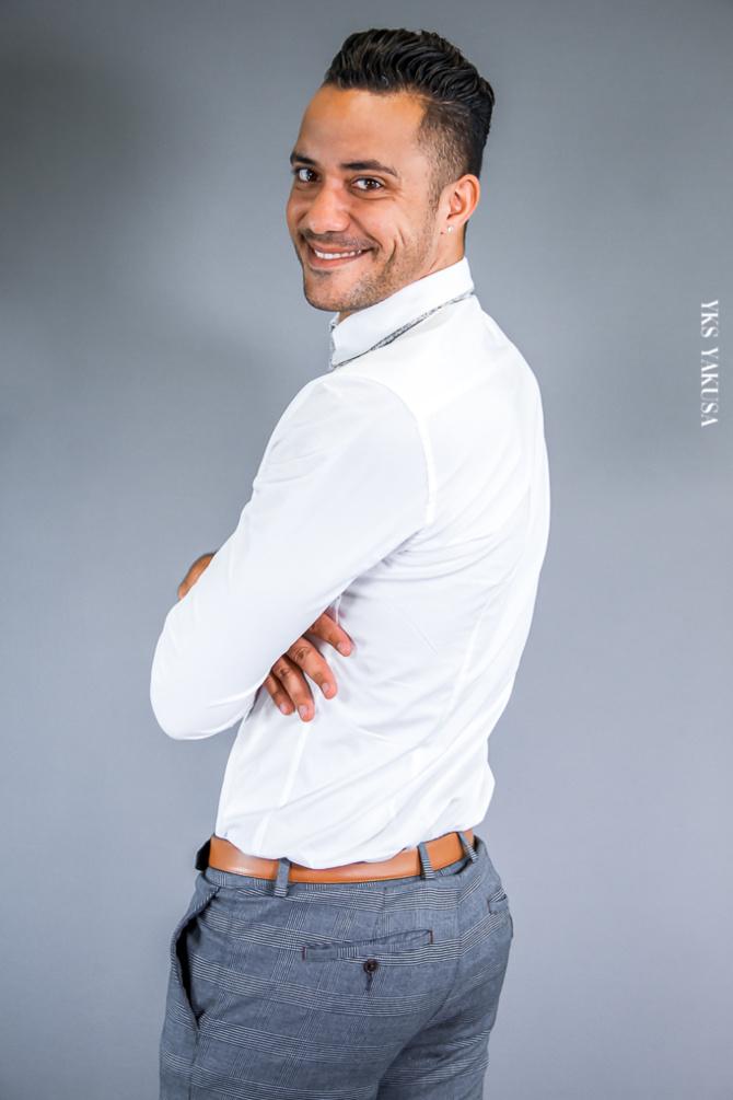 Ludovic Boyer: coach sportif, pompier et athlète...