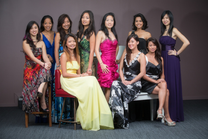 Miss Azian 2013   Les 10 candidates