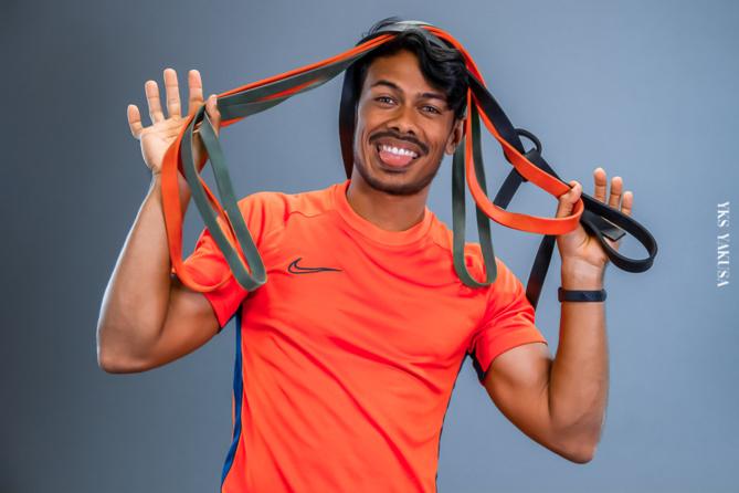 Rudy Dabreza, le coach fan de street workout
