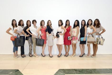 Les Miss ont défilé à Carrefour