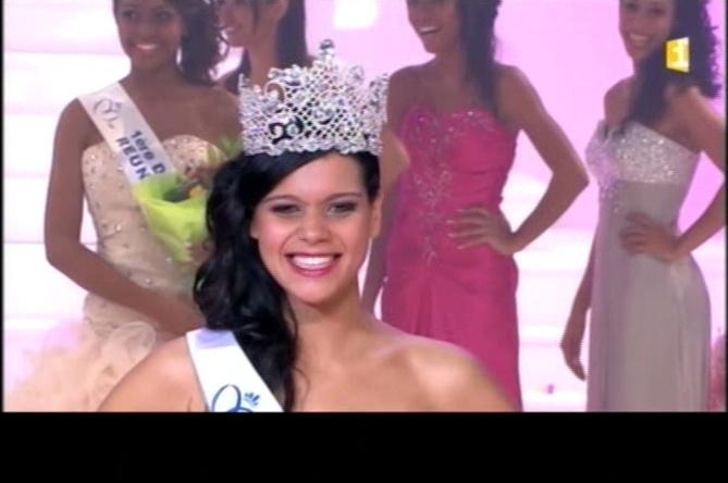 Miss Réunion 2013 est Vanille M'DOIHOMA