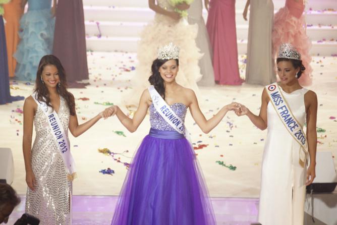 Miss Réunion 2013, le sacre de Vanille M'Doihoma
